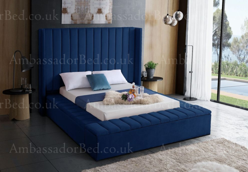 Royal Ambassador Bed Frame With Mattress For Sale
